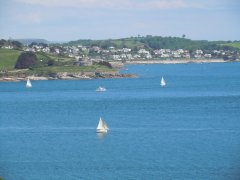 View from Pendennis Head, Falmouth - 27/05/2014