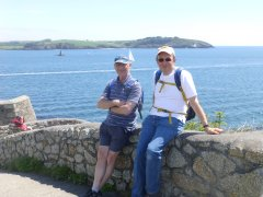 Pendennis Head, Falmouth - 27/05/2014 by John Harding