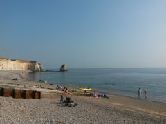 Freshwater Bay (Isle of Wight) - 08/09/2014 - by Sharon Love