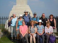 Tennyson Monument, Isle Of Wight - 07/09/2014